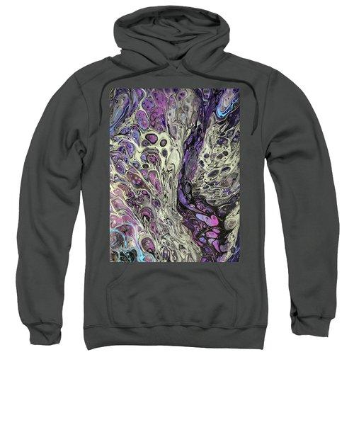 Fusion Of Color Sweatshirt