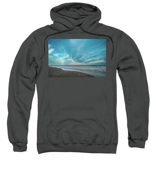 Galveston Island First Light Sweatshirt