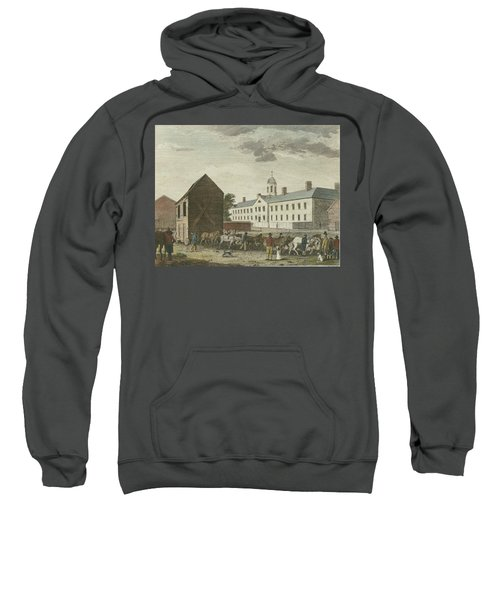 Gaol In Walnut Street Sweatshirt