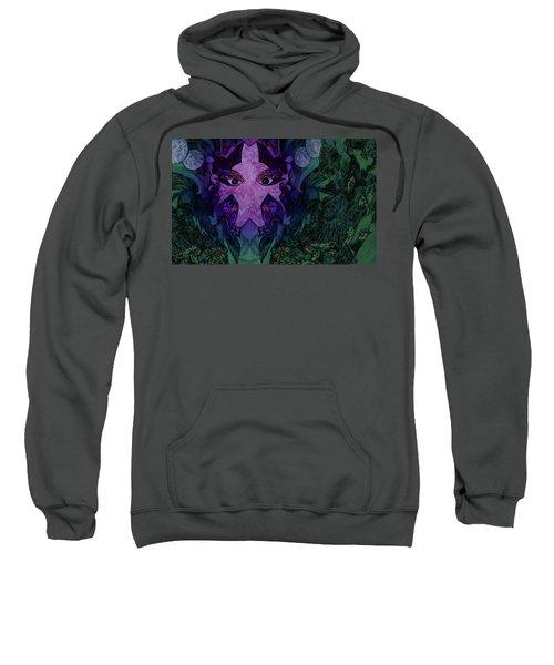 Garden Eyes Sweatshirt