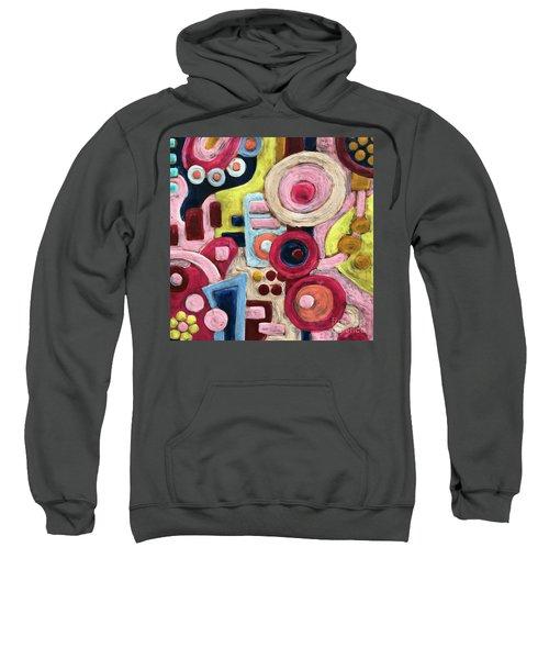 Geometric Abstract 1 Sweatshirt