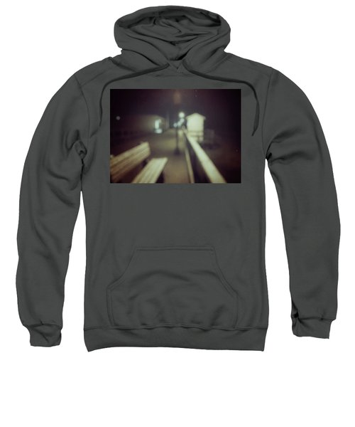 ghosts IV Sweatshirt