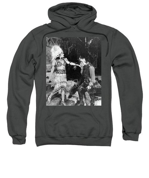 Gloria Swanson Antonio Moreno My American Wife 1922 Sweatshirt