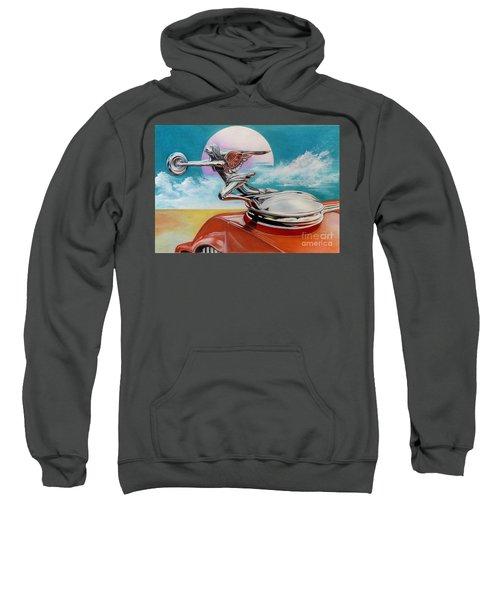 Goddess Of Speed Sweatshirt