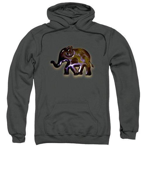 Gold Elephant Sweatshirt