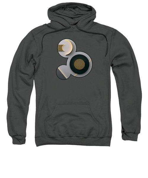 Gold Ice Sweatshirt