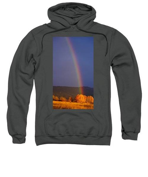 Golden Tree Rainbow Sweatshirt