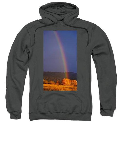Golden Tree Rainbow Sweatshirt