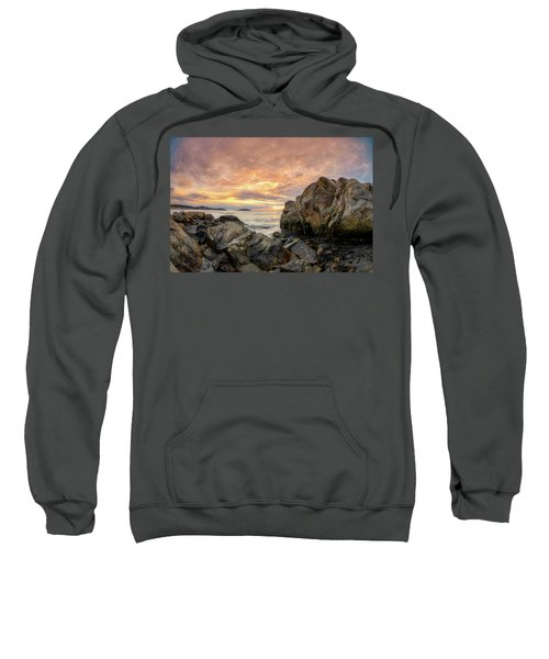 Good Harbor Rock View 1 Sweatshirt