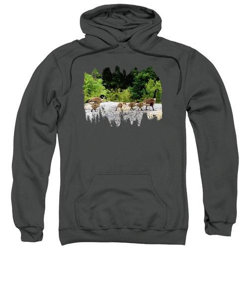 Goose Family Sweatshirt