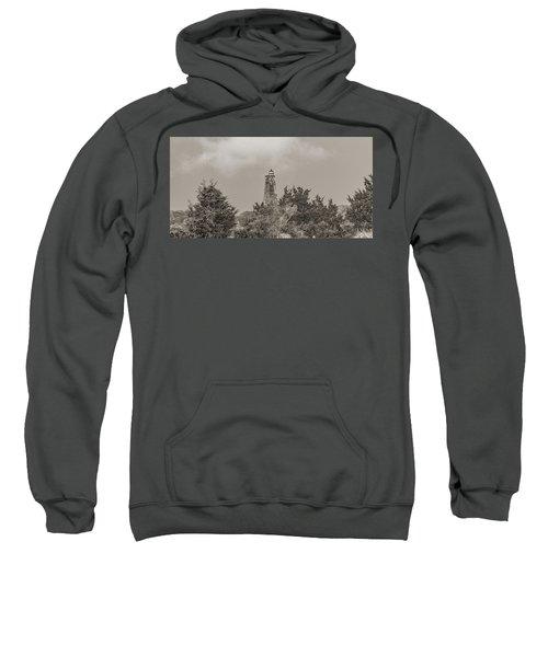 Graceful Evening Bald Head Island Lighthouse Sweatshirt