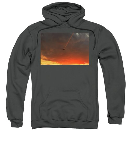 Grand Haven Airport Smoke Trail Sweatshirt