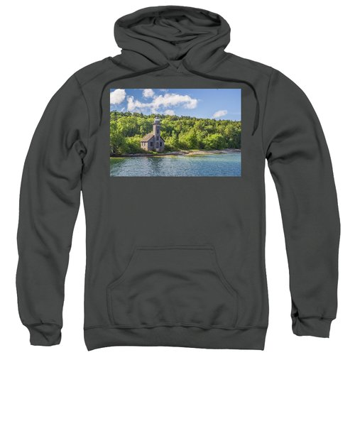Grand Island East Channel Lighthouse Sweatshirt