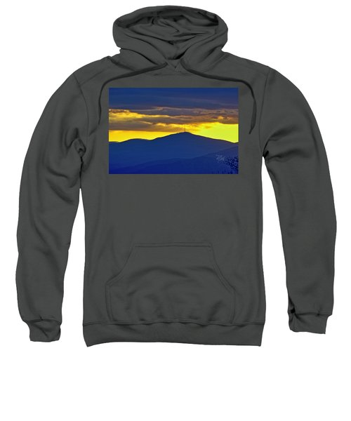 Grandmother Mountain Sunset Sweatshirt