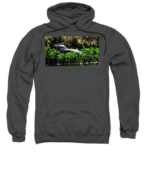 Great Blue Escape  Sweatshirt