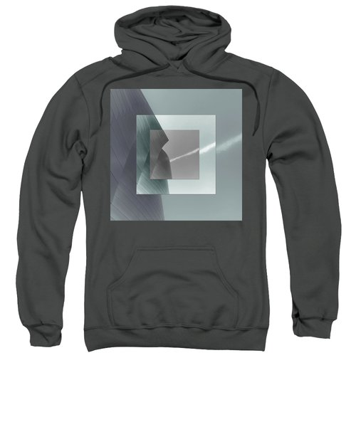 Green Gehry Sweatshirt