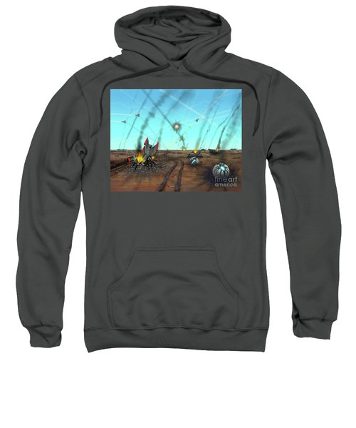 Ground Battle Sweatshirt