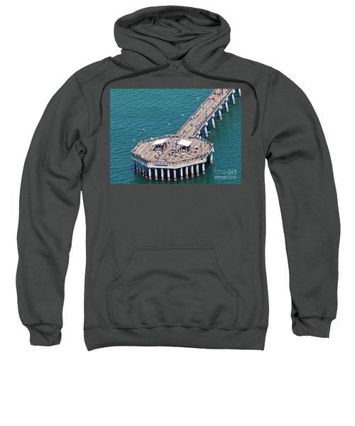 Gulf State Park Pier 7467 Sweatshirt