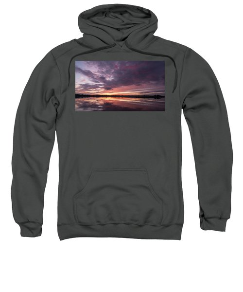 Halifax River Sunset Sweatshirt