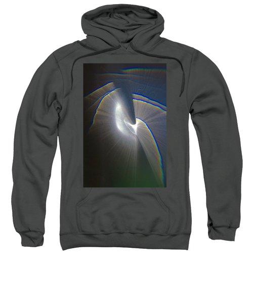 Happy Accident 1 Grey Sweatshirt