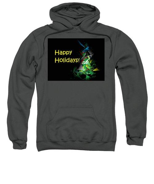 Happy Holidays - 2018-1 Sweatshirt