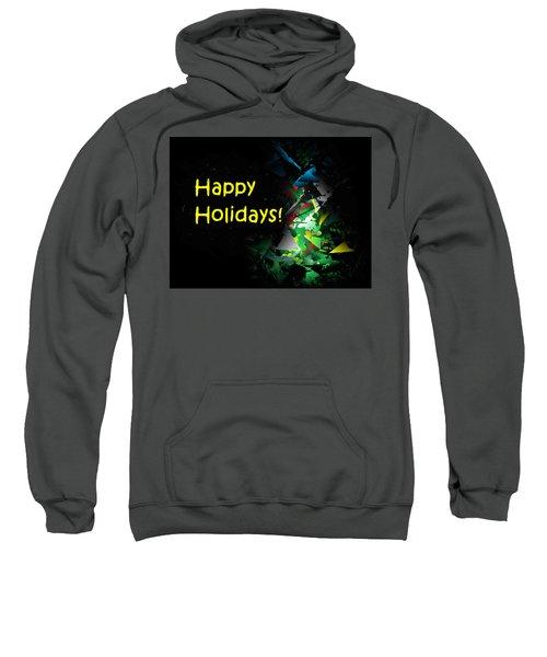 Happy Holidays - 2018-7 Sweatshirt