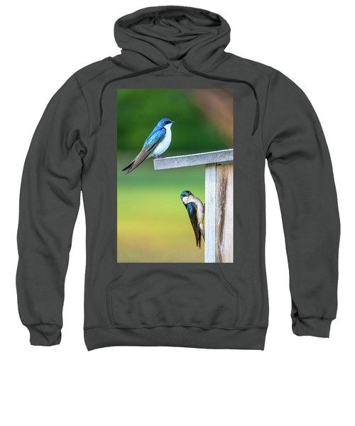 Happy Home Sweatshirt