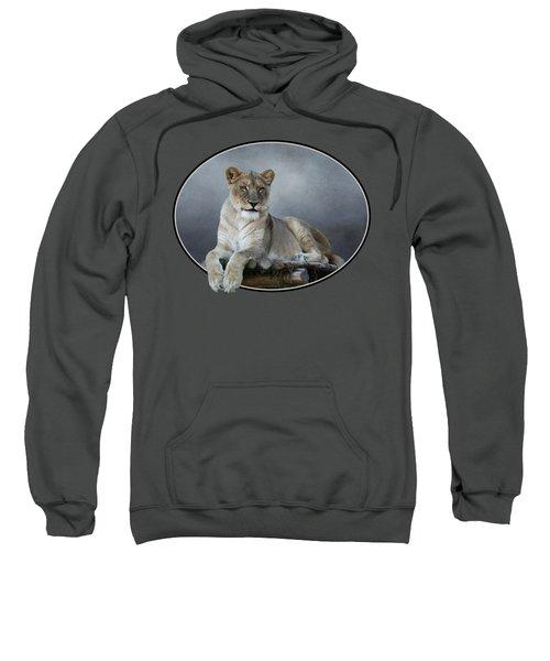 Happy Lioness Sweatshirt