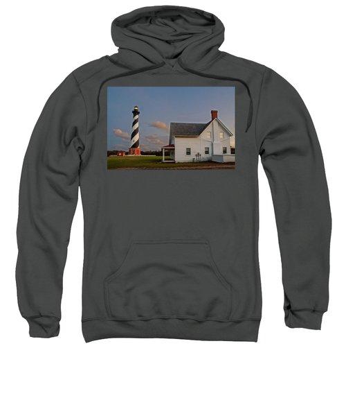 Hatteras Lighthouse No. 3 Sweatshirt