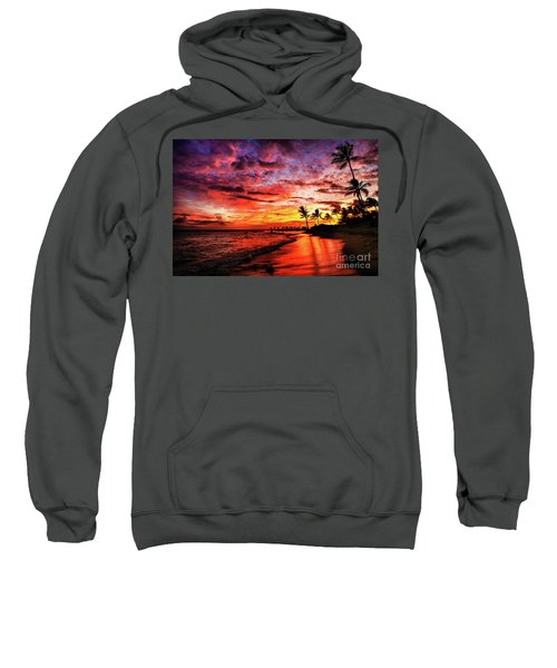 Hawaiian Sunset Sweatshirt