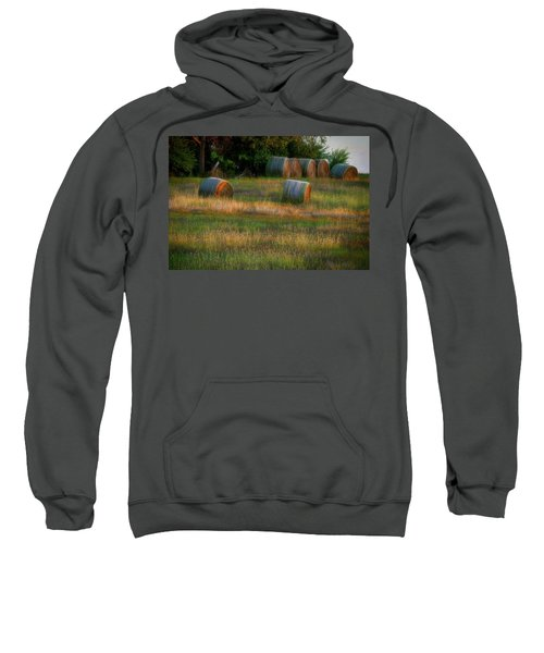 Hay Bales Sweatshirt