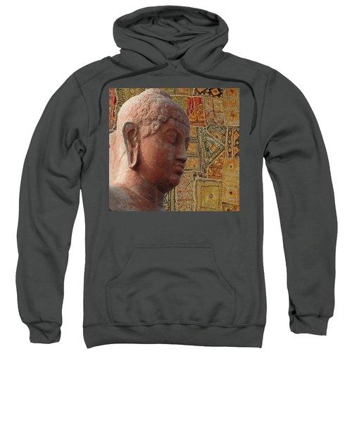 Head Of Buddha,  Sweatshirt