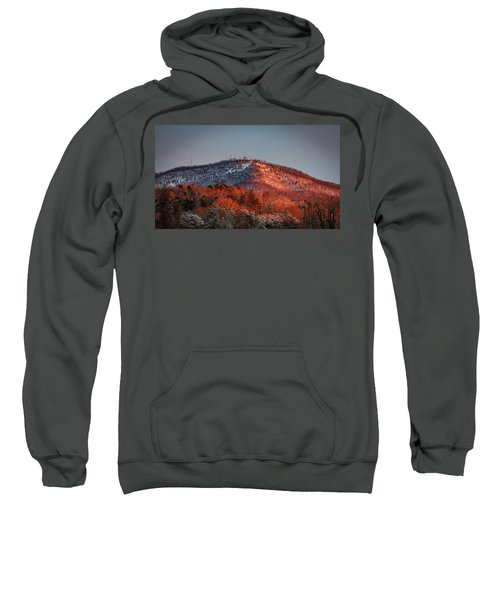 Hibriten Mountain - Lenoir, North Carolina Sweatshirt