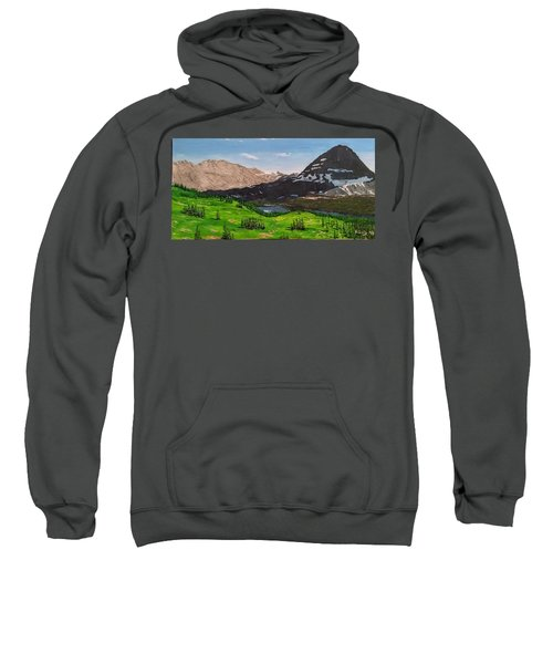 Hidden Lake Pass Sweatshirt