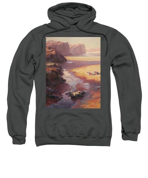 Hidden Path To The Sea Sweatshirt