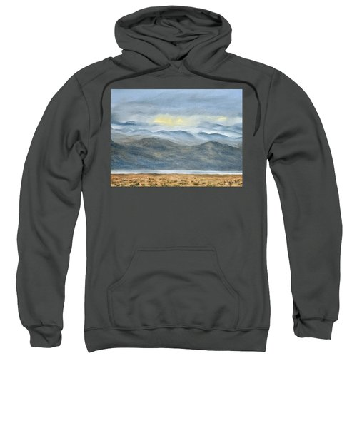High Desert Morning Sweatshirt