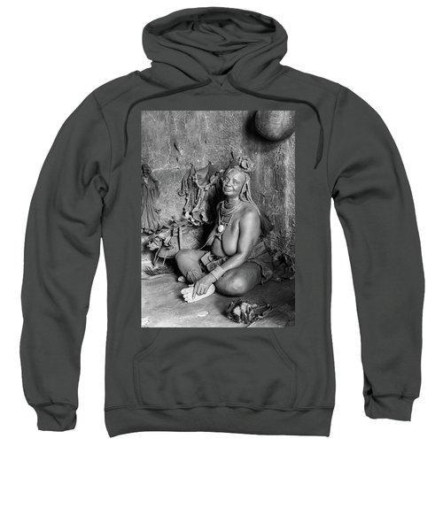 Himba Grand Mother Sweatshirt