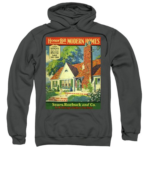Honor Bilt Modern Homes Sears Roebuck And Co 1930 Sweatshirt