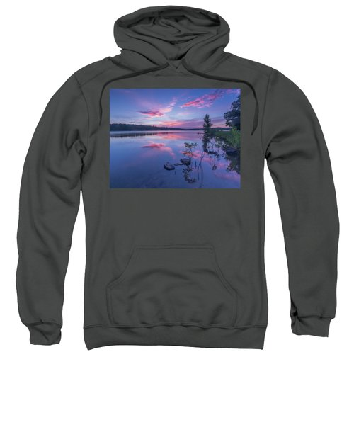 Horn Pond Sunset Sweatshirt