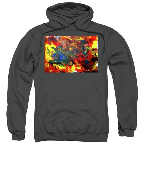 Hot Colors Coolling Sweatshirt