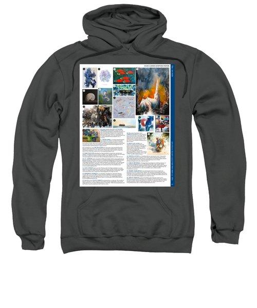 House And Garden September Sweatshirt