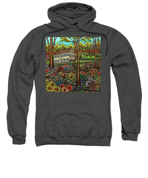 House In The Meadow  Sweatshirt