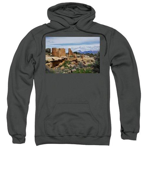 Hovenweep Castle Sweatshirt