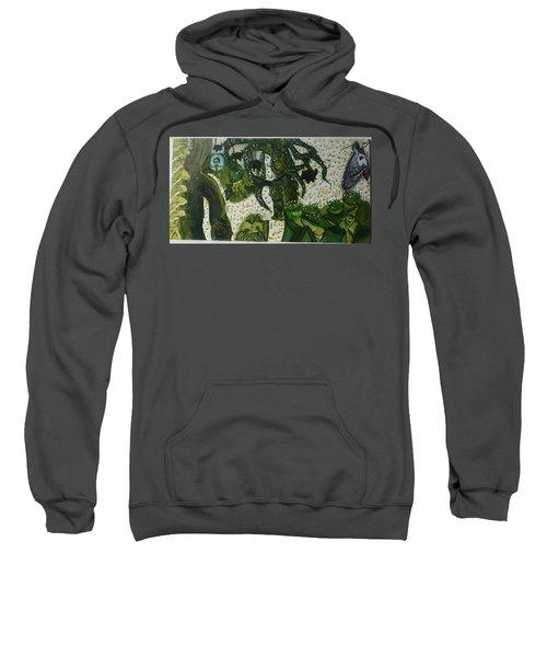 Humanity Waits Sweatshirt