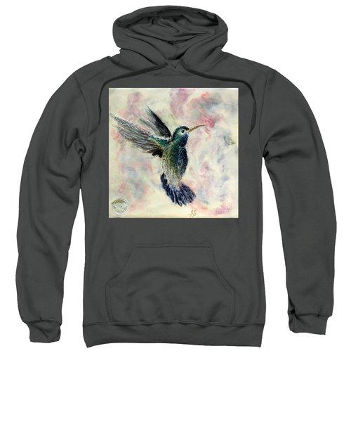 Hummingbird Flight Sweatshirt