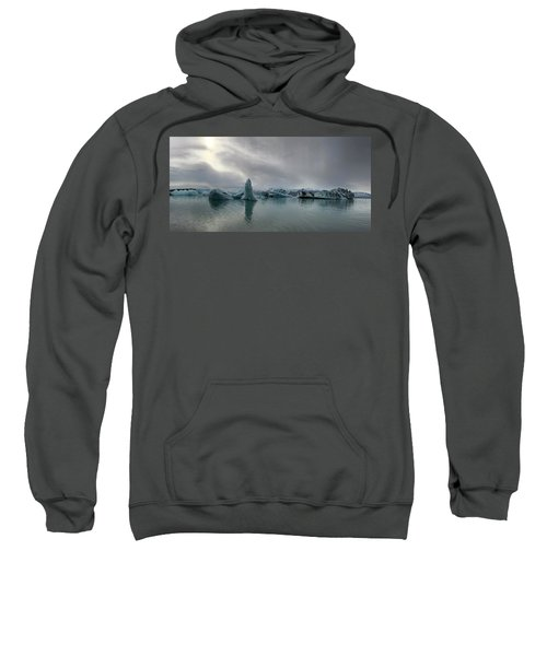 Ice Lagoon Sweatshirt