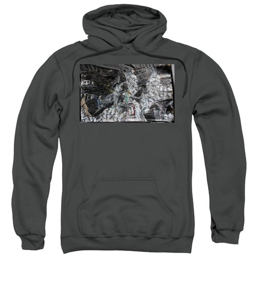 Immersed And Flawed By Cash Flow Sweatshirt