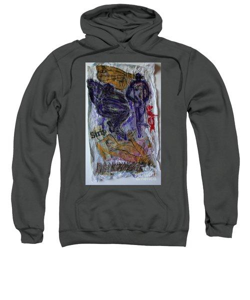 In A Vice Like Grip Of Hate Sweatshirt