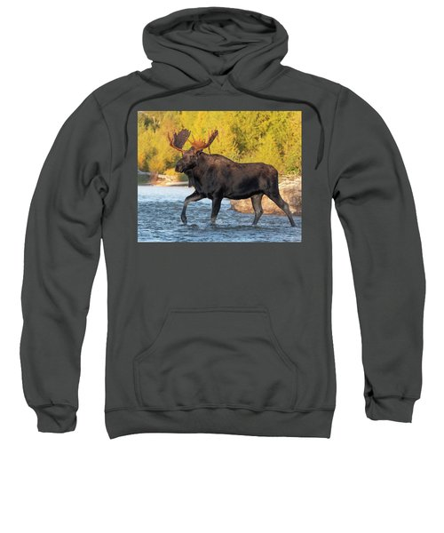In His Stride Sweatshirt