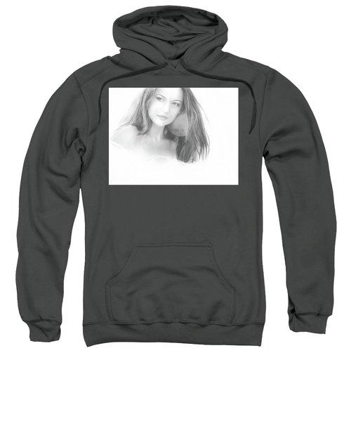 In The Clouds No. 2 Sweatshirt
